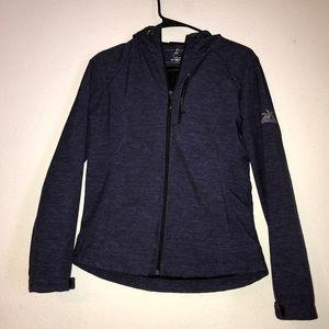 Zeroxposur fleeced lined coat- size small